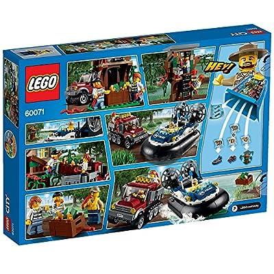 Lego City : Hovercraft Arrest # 60071-1: Toys & Games