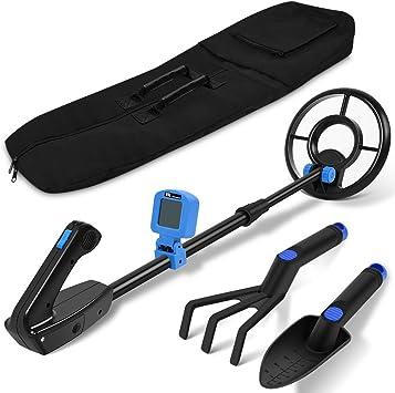 Amazon.com: RM RICOMAX Detector de metal para niños – 【7.4 ...