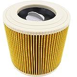 Amazon.com: Karcher NT 48/1 6.904-285 Paper Filter Bags ...