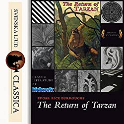 The Return of Tarzan (The Tarzan Series 2)