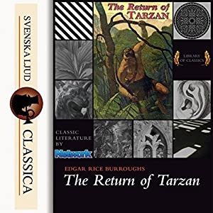 The Return of Tarzan (The Tarzan Series 2) Audiobook