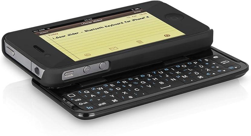 Reveware Slider Tastatur für iPhone 4.0