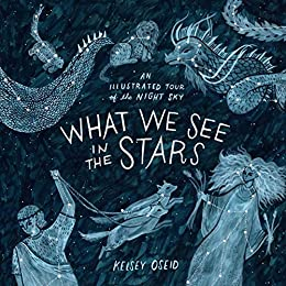 What We See in the Stars: An Illustrated Tour of the Night Sky by [Oseid, Kelsey]