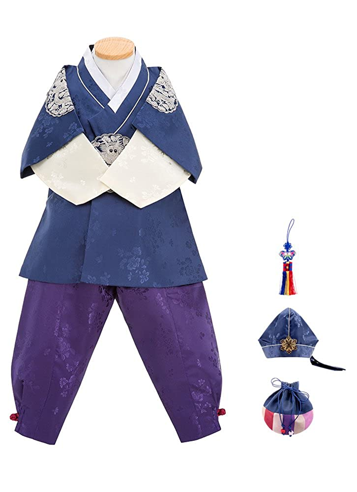 Skyroad DRESS ベビーボーイズ Hanbok 15-size chart in pics for details  B07GKZ41CM