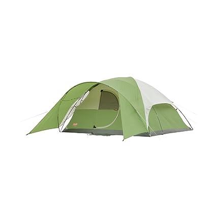 756d3c6da67 Amazon.com   Coleman Evanston 8 Tent   Family Tents   Sports   Outdoors