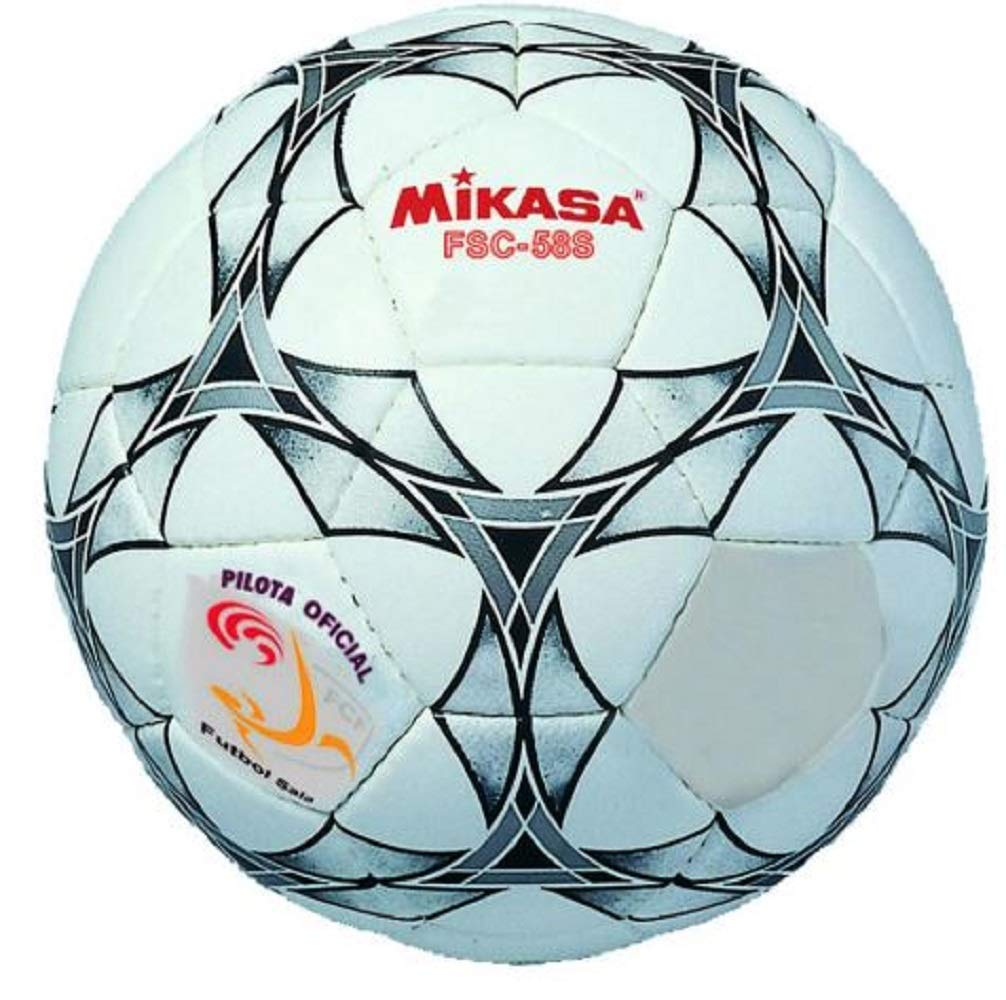 MIKASA FSC-58S FCF Balón Fútbol Sala, Adultos Unisex, Multicolor ...