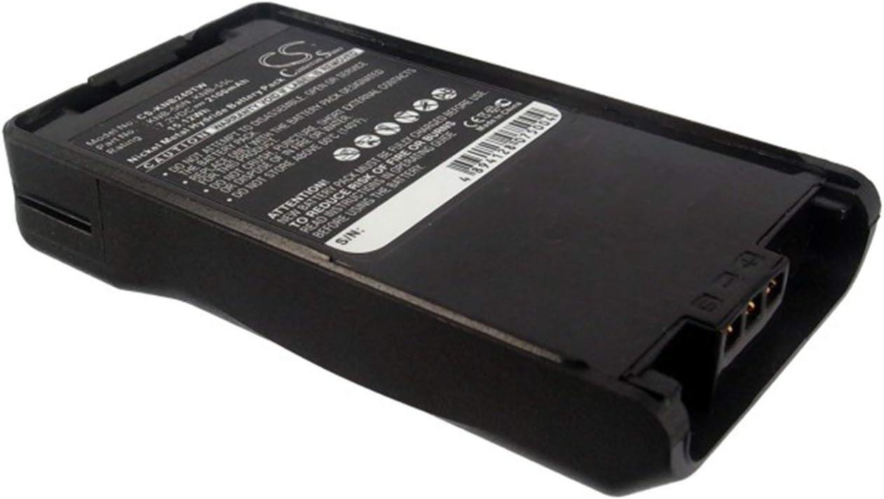 TK-3160, TK-2160 VINTRONS 2100mAh Battery for Kenwood TK-3140 TK-2170 TK-2140