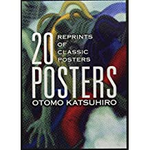 OTOMO KATSUHIRO: 20 POSTERS: Reprints of Classic Posters