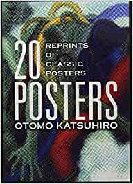 Otomo Katsuhiro: 20 Posters Reprints of Classic Posters: Amazon.es ...