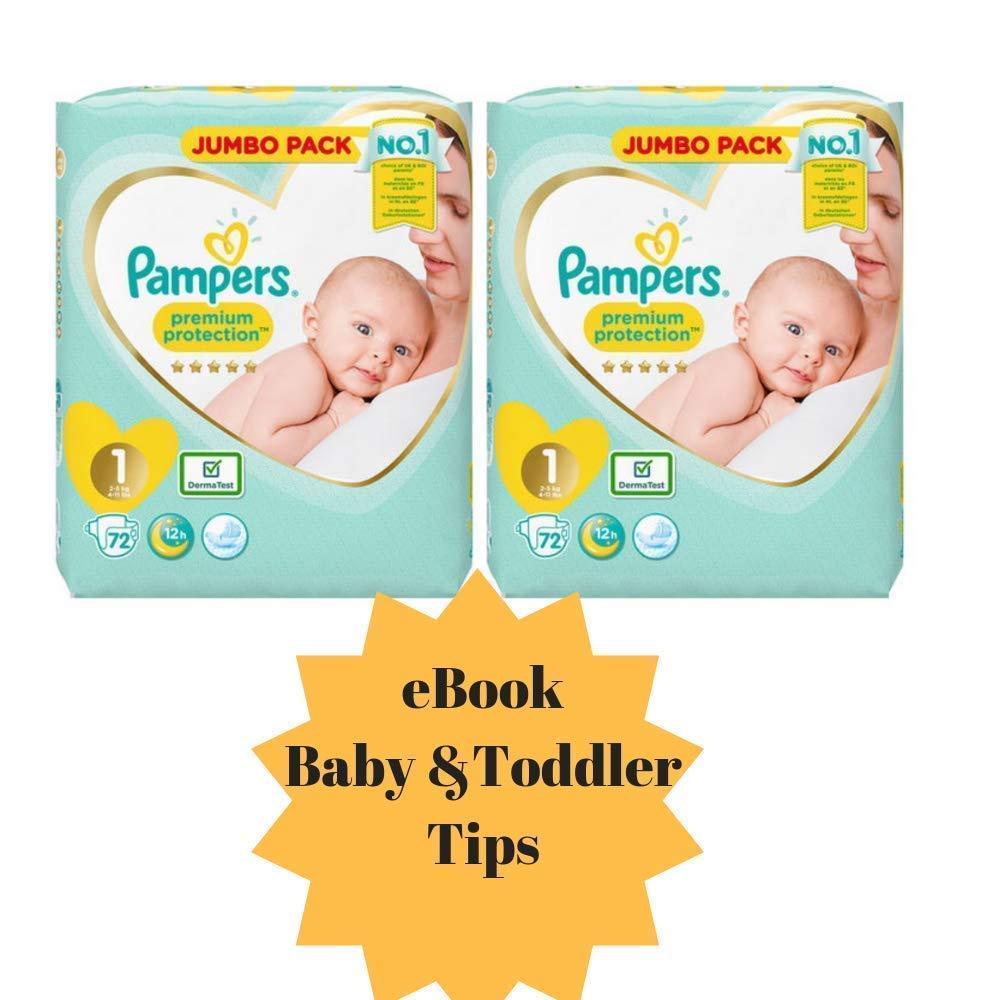 Pampers Newborn Baby Diaper Size 1 Nappy Premium