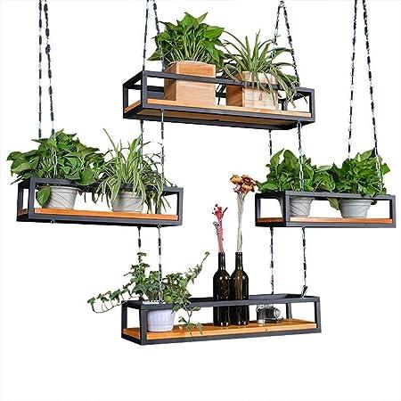 Blumenständer Blumenregal Schön Metall Pflanzentreppe Set Garten Balkon Kreativ