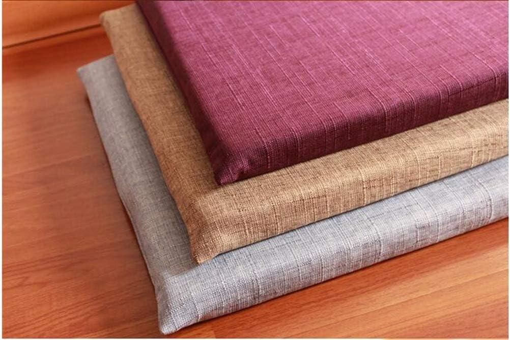 Beige 2 o 3 posti divano 30x70x3cm jHuanic cuscino lungo per mobili da esterni da pranzo Cuscino morbido per sedia a dondolo da giardino