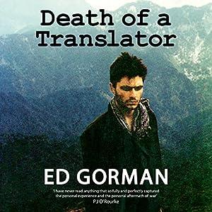 Death of a Translator Audiobook