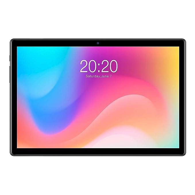 TECLAST Tablet 10.1 Pulgadas 6GB RAM+128GB ROM M40 FHD 1920x1200, Android 10 Pie Octa-Core 2.0 GHz, Bluetooth 5.0, 4G…