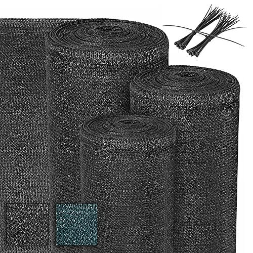 Sol Royal Schattiernetz SG 80 – 165 g/m² Schattiergewebe – div. Größen u. Farben