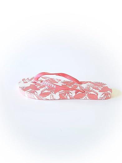 GAASTRA Damen Zehentrenner aus Stoff in Rot 37: Amazon.de: Schuhe &  Handtaschen