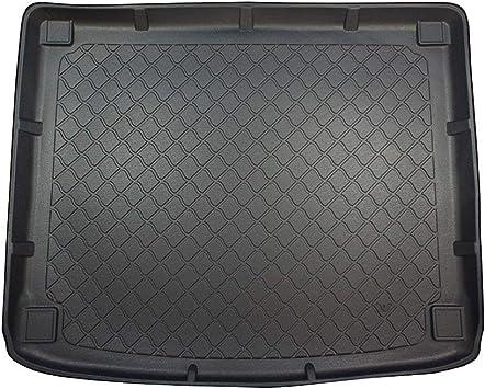 Mdm Kofferraumwanne Cayenne Ii Ab 05 2010 Kofferraummatten Passgenaue Mit Antirutsch Passend Für Alle Versionen Cod 2903 Auto