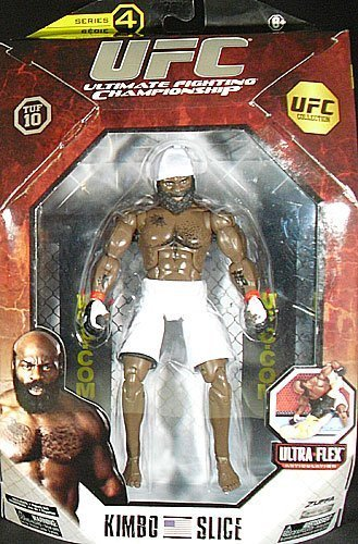 KIMBO SLICE ULTIMATE FIGHTING CHAMPIONSHIP ACTION FIGUIRE Series 4 Jakks Pacific  Jakks Pacific