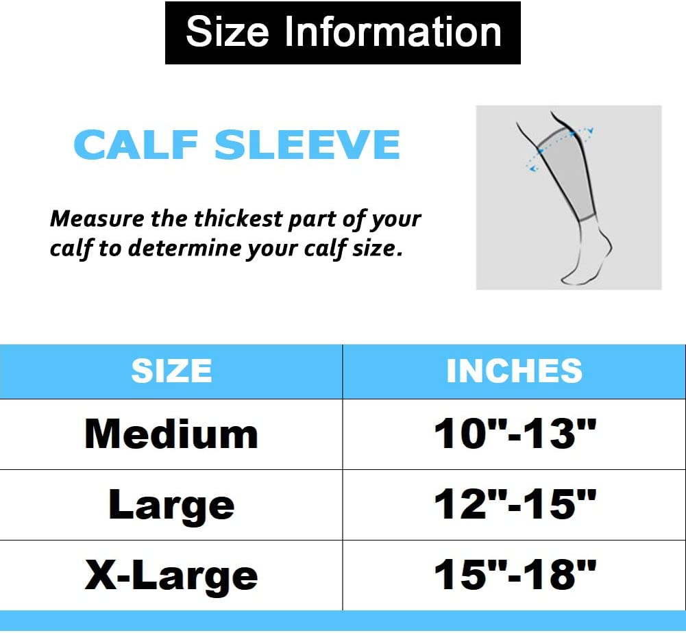 Work Pregnancy Jzy Qzn Calf Compression Sleeves Socks for Men and Women Ideal for Sports Flight Increase Blood Circulation