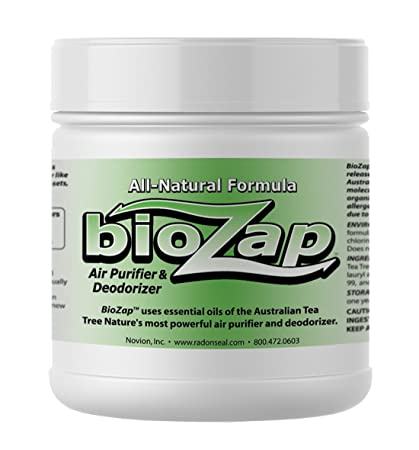 Review BioZap Air Purifier &