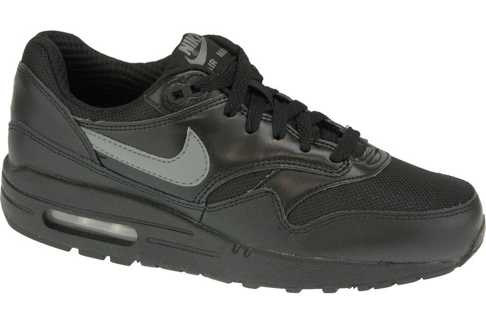 Nike Air Max 1 (GS) - para Hombre 40|Black Black
