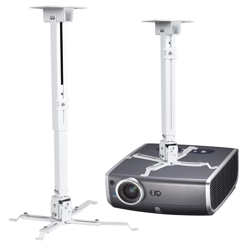 Evokem - Soporte de Pared Universal para proyector con Soporte ...