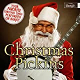 Christmas Pickins: A Banjo Christmas Album Cover