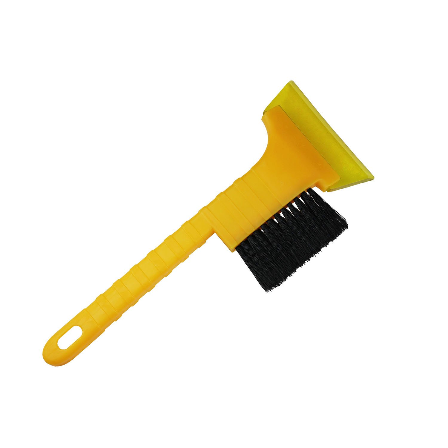 Boocy Car Windscreen With Brush Clear Ice Scraper Snow Shovel Long-handled Ice Scraper Car Ice Snow Clean Tool