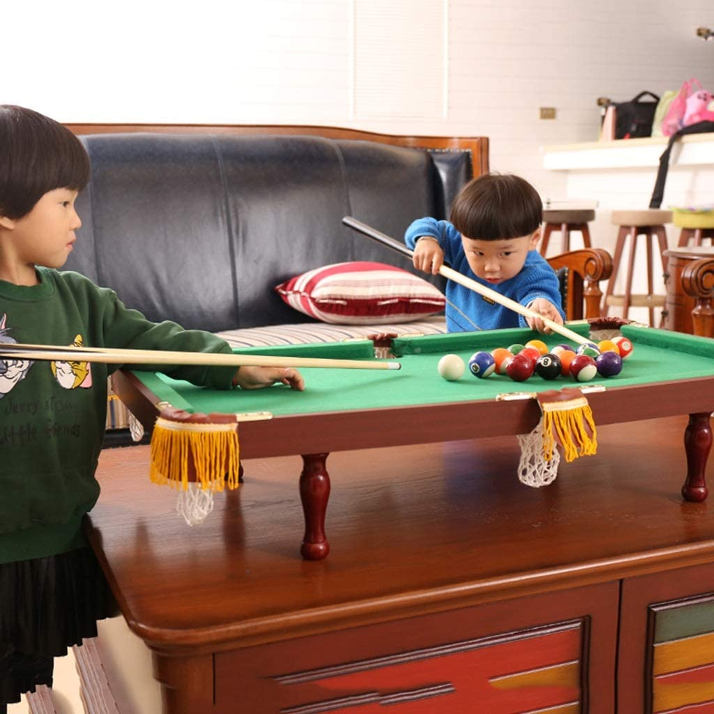 LiPengTaoShop Mini mesas de Billar Mesa De Billar Casa De Los ...
