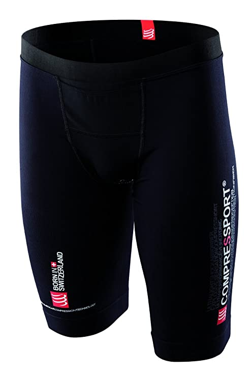 1a8b5476c27 Compressport Men s Triathlon Shorts  Amazon.co.uk  Sports   Outdoors