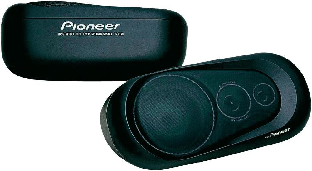 Pioneer TS-X 150 3-Weg-System Auto-Aufbaulautsprecher 60 W schwarz TS-X150