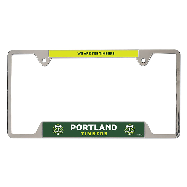 Wincraft MLS Metal License Plate Frame 91539015