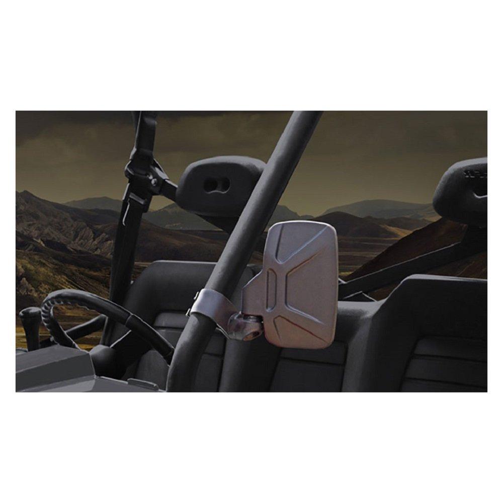 John Deere Gator Bob Cat UTV/'s Seizmik 18080 Side View Mirrors ABS Plastic 2016 Model for Polaris Rangers Yamaha Rhino
