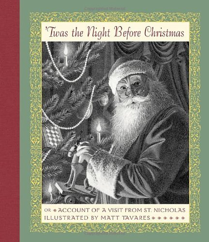 Read Online By Anonymus - 'Twas the Night Before Christmas: Or Account of a Visit from St. Nicholas (8/13/06) ebook