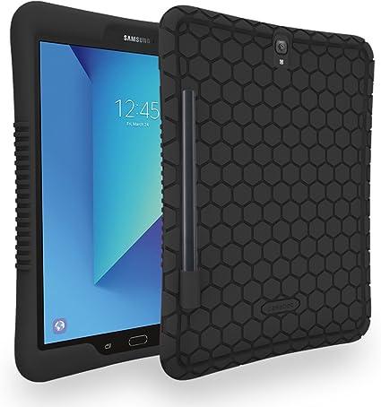 Fintie Silikon Hülle Für Samsung Galaxy Tab S3 T820 Computer Zubehör