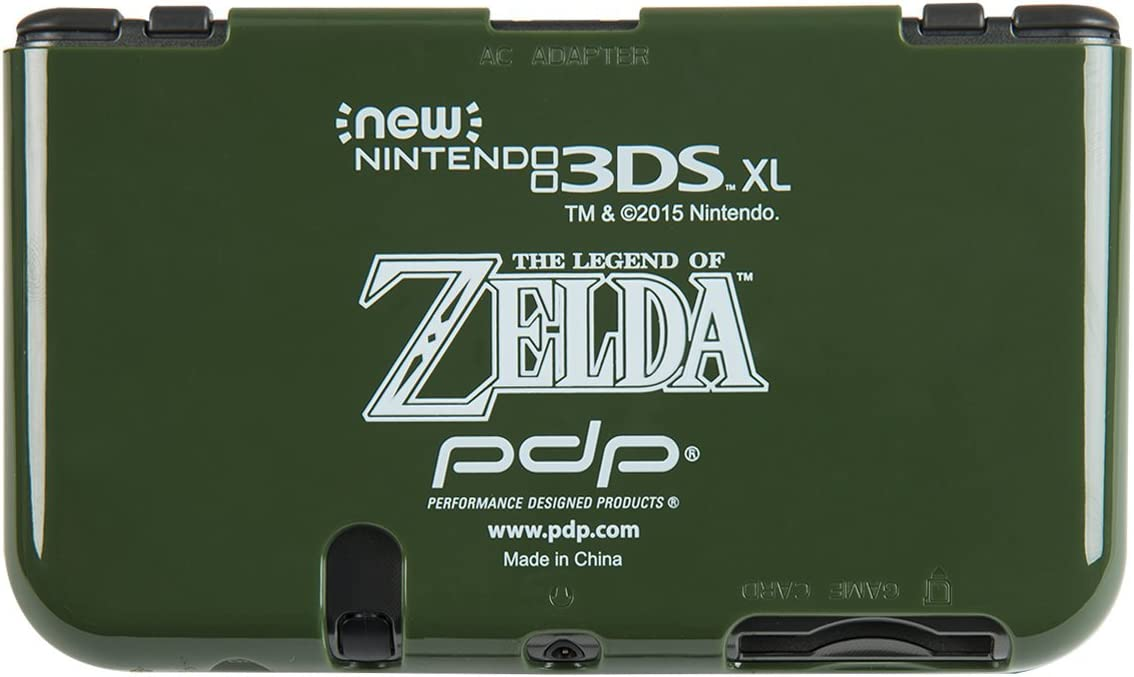 Amazon.com: PDP New Nintendo 3DS XL Clip Armor - Zelda ...