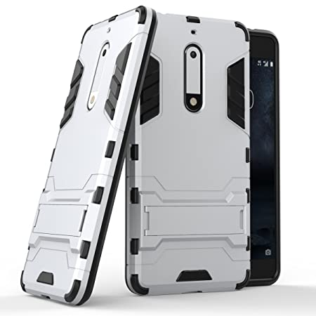 low priced 01472 3e3f1 BCIT Nokia 5 Case - Dual Layer Full Body Shock Resistant Armour Case ...