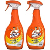 Mr Muscle Kitchen Care, 500ml - Pack of 2