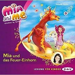 Mia und das Feuer-Einhorn (Mia and Me 7)