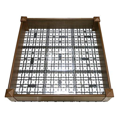 NewTechWood DAF PB-3X3 Deck-A-Floor Composite Plastic Pla...