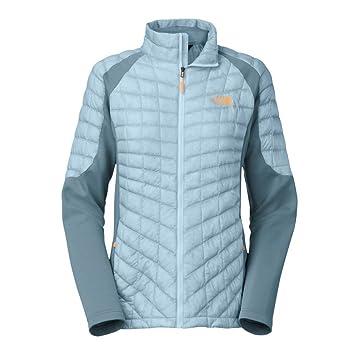 bis zu 80% sparen Preis einzigartiges Design THE NORTH FACE Damen Thermoball Hybrid Jacke, Tofino Blue