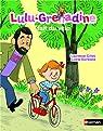 Lulu-Grenadine fait du vélo par Gillot