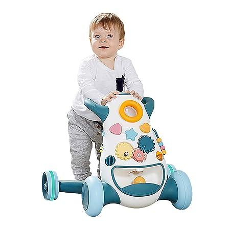 Y&MoD 2 en 1 Andador Bebés Multifuncional, con Regulador de ...