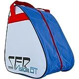 SFR Vision GT Quad, Inline Ice Skate Bag - Red/Blue