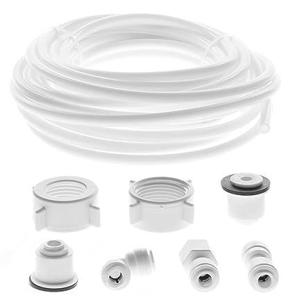Spares2go Kit de tubería de suministro de agua + nevera ...