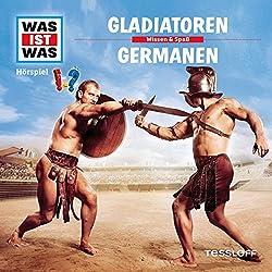 Gladiatoren / Germanen (Was ist Was 21)