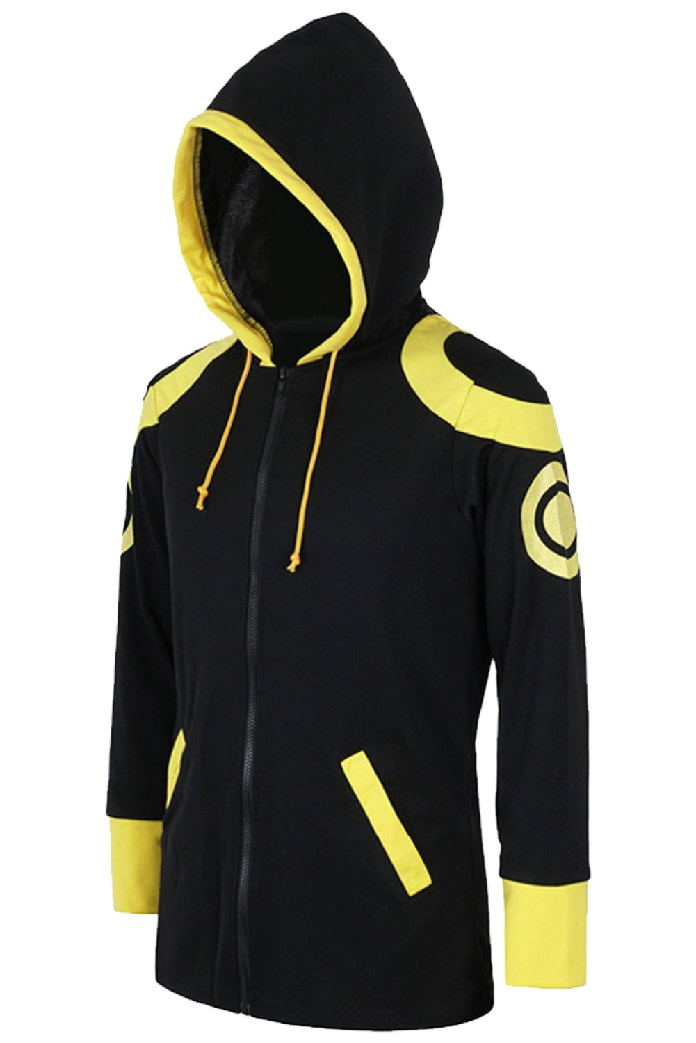 Costhat Casual Mystic Messenger 707 Extreme Luciel Choi Jacket Hoodie by Costhat (Image #2)