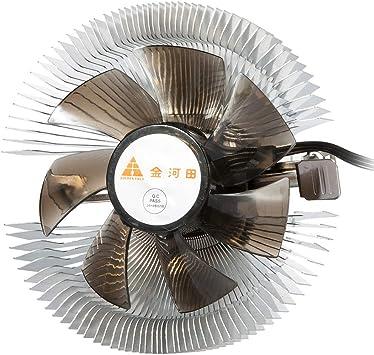GOLDEN FIELD HATO Disipador de calor y CPU Cooler, 90 mm de bajo ...