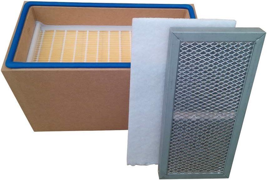 AirMex 6001M/6002M - Juego de filtros para extracción de humos