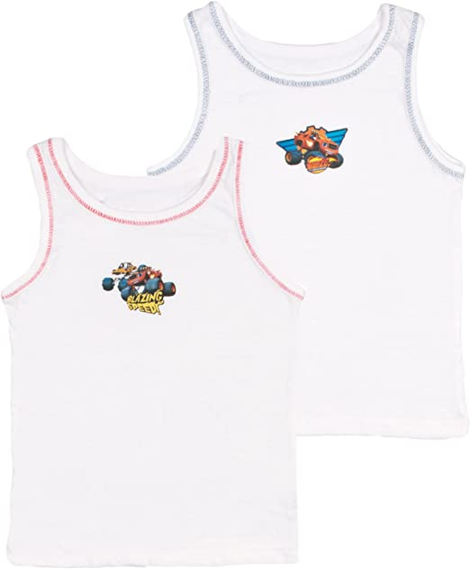 2 pack STAR WARS ANGRY BIRDS BOYS WHITE VESTS AGES 3//4-5//6-7//8 Years